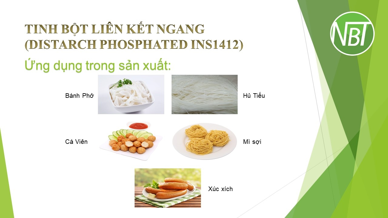 Tinh bột Distarch Phosphated INS1412