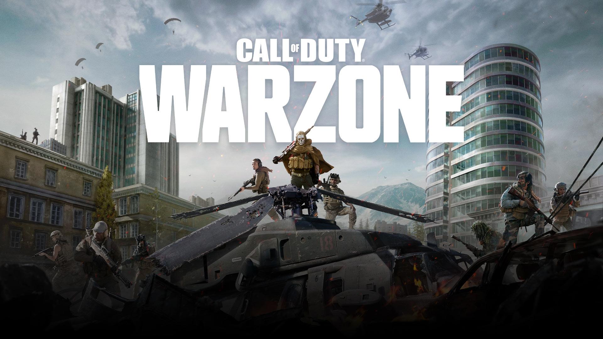 Tải Về Miễn Phí Tựa Game Call Of Duty: Warzone Mới Ra Mắt